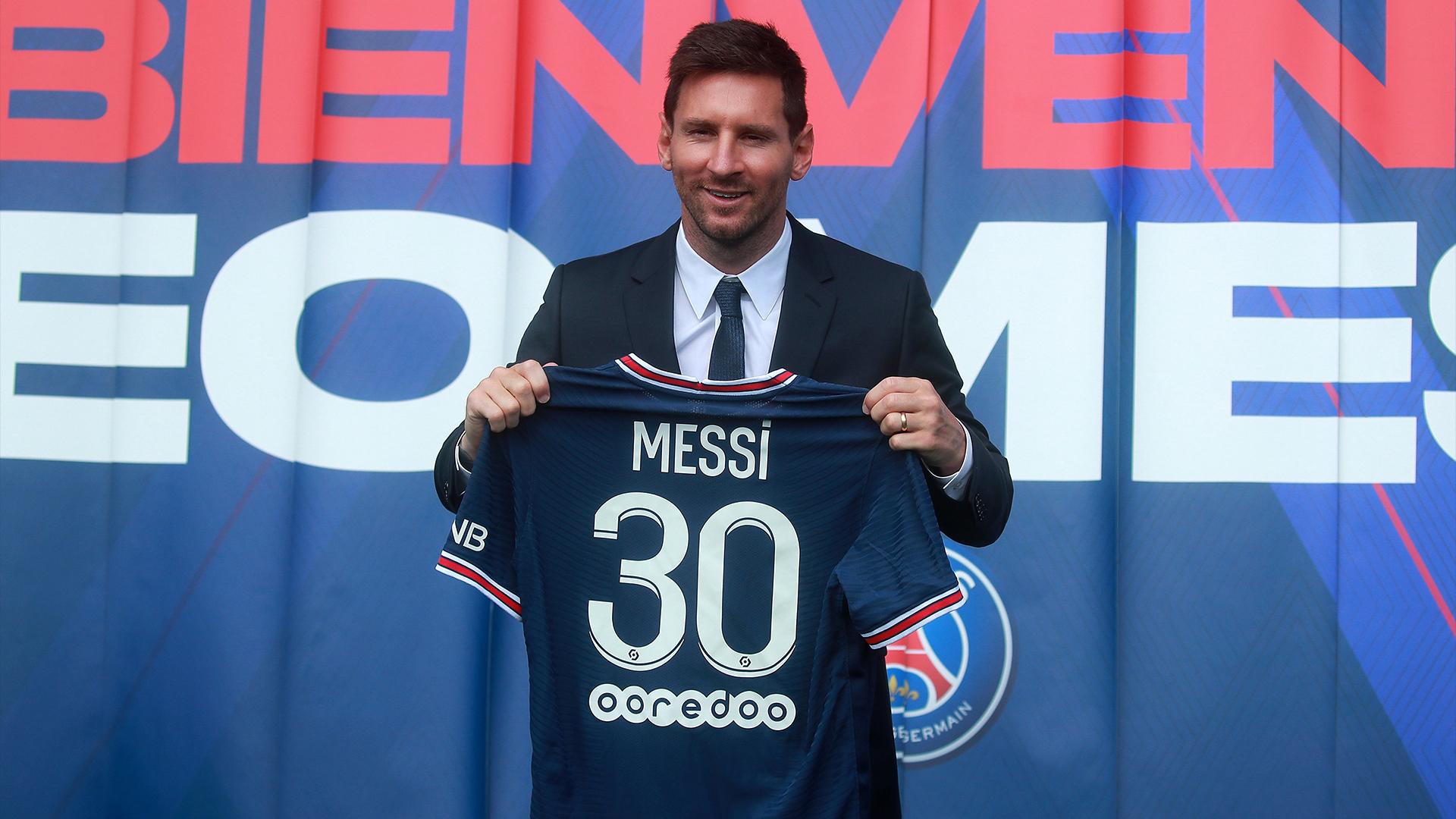 El sensacional salario de Lionel Messi en el PSG