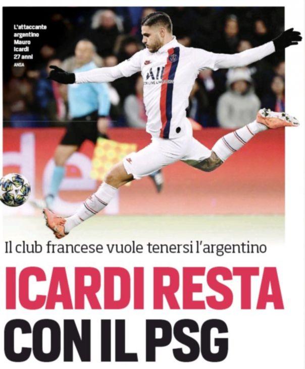 Recorte Icardi