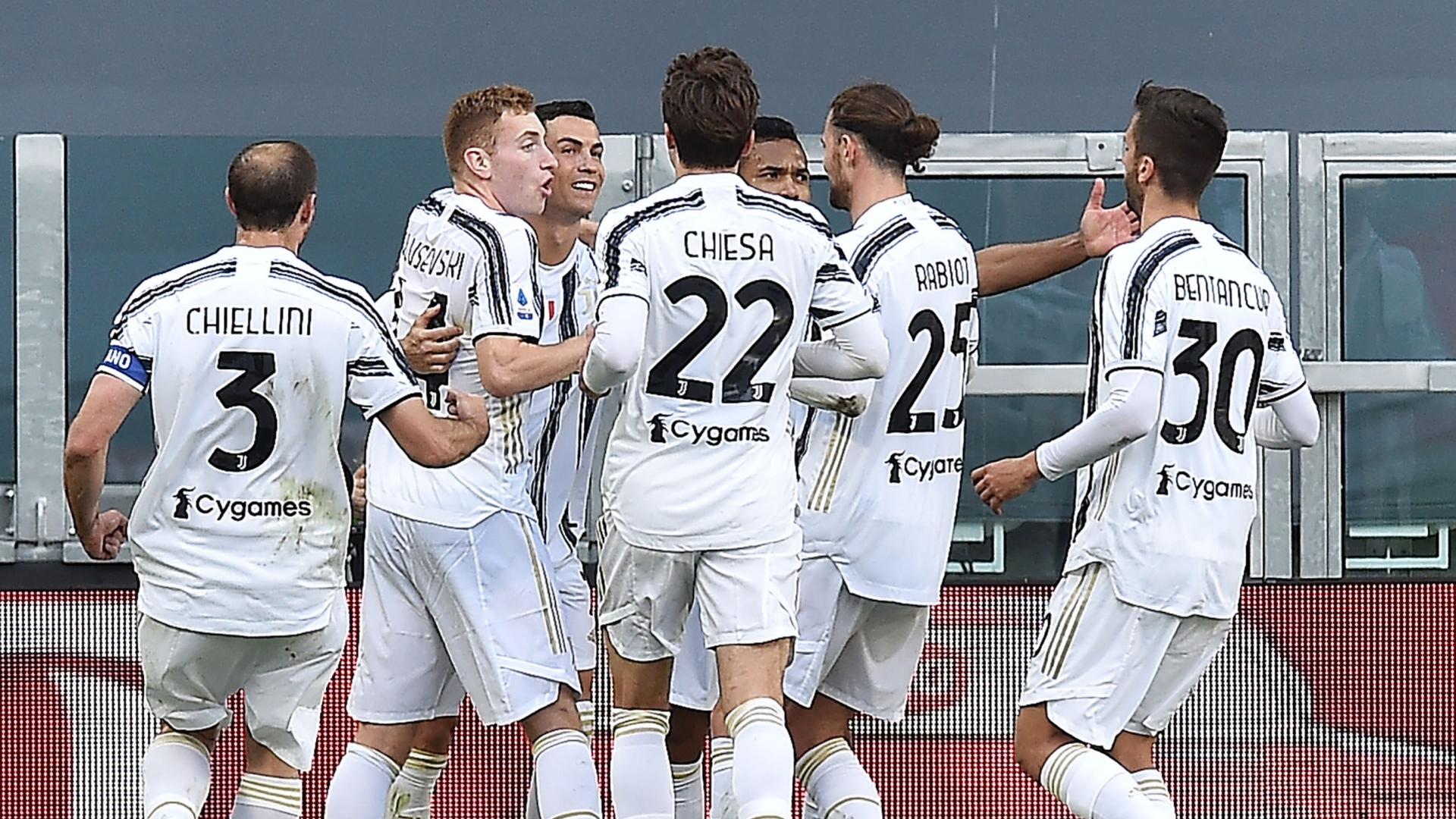 Cambios a la vista para el ataque de la Juventus