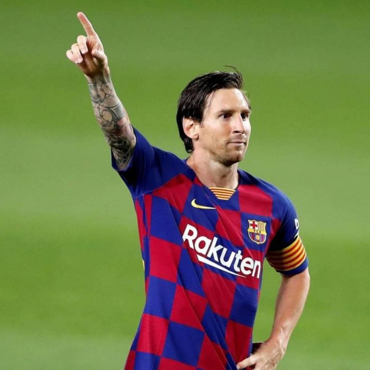 El Manchester City quiere tomar la delantera por Lionel Messi