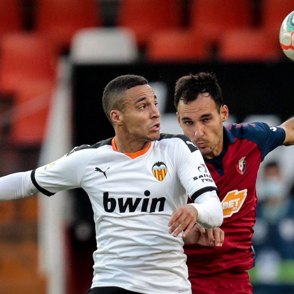 El Real Madrid rechazó el fichaje de Rodrigo Moreno por 30 M€