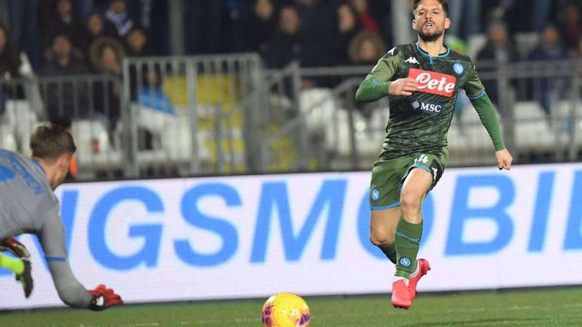 Serie A | El Nápoles remonta antes de recibir al FC Barcelona