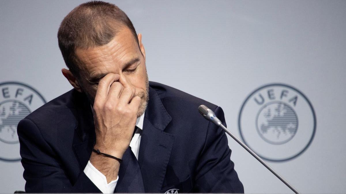 UEFA prepara plan A, B y C para culminar la Champions League