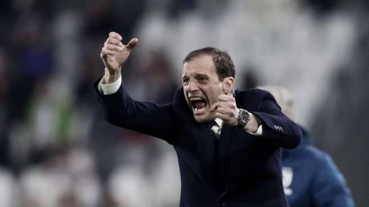 Massimiliano Allegri, ¿de camino a la Premier League?