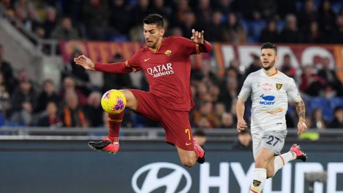 La AS Roma ha pasado por encima del Lecce
