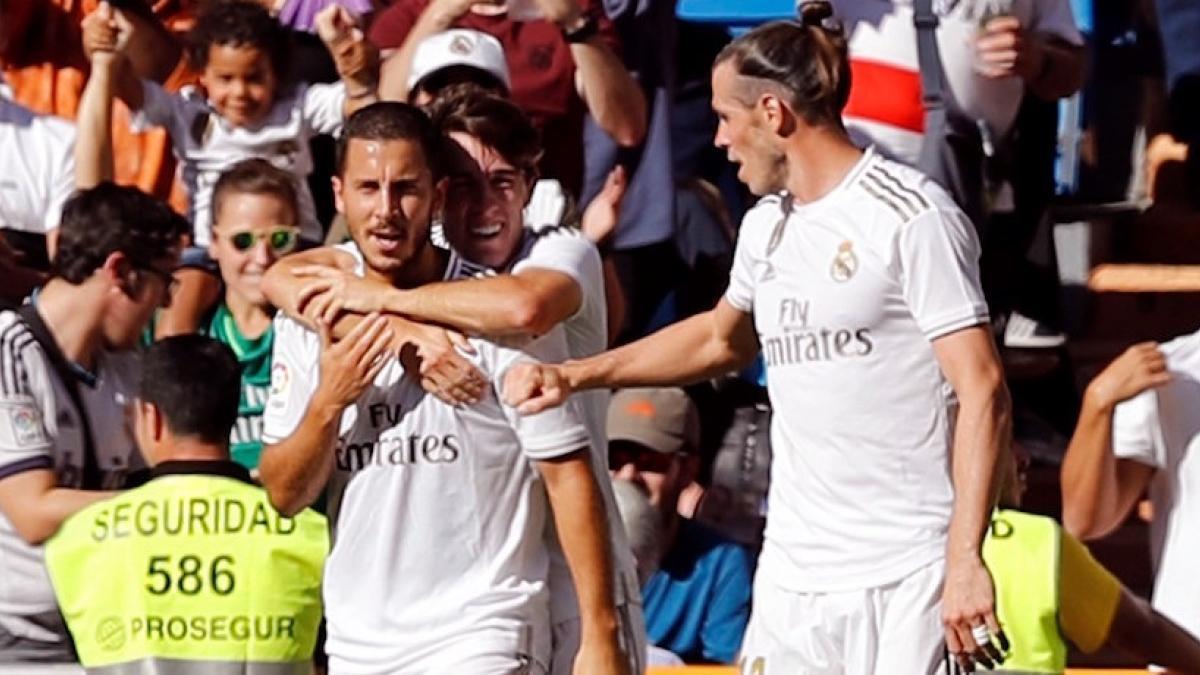 Hazard y Bale no han estado a su nivel