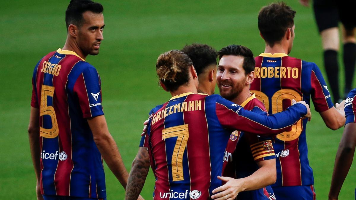 Barcelona vs Elche highlights (3-0)  |Barcelona- Elche