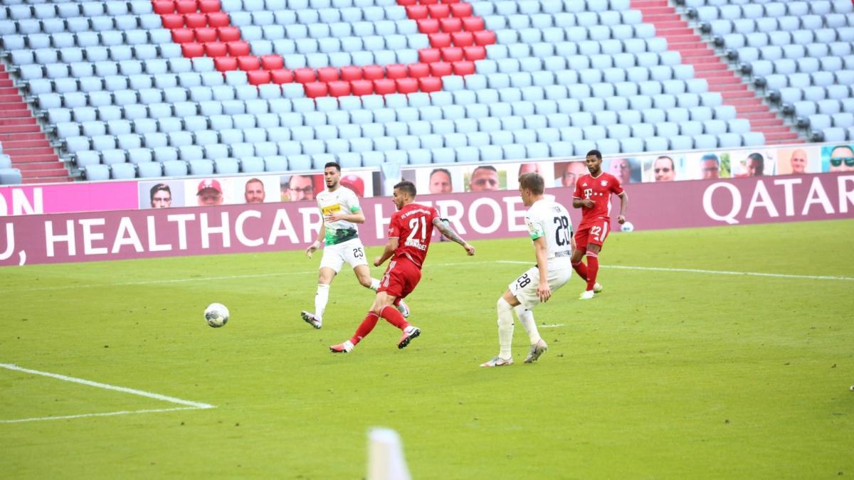 Bayern Gladbach 2021