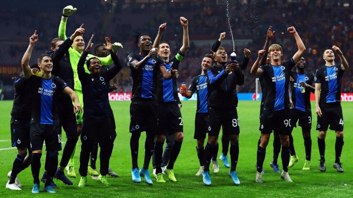 Bélgica da por terminada la temporada y nombra campeón al Brujas