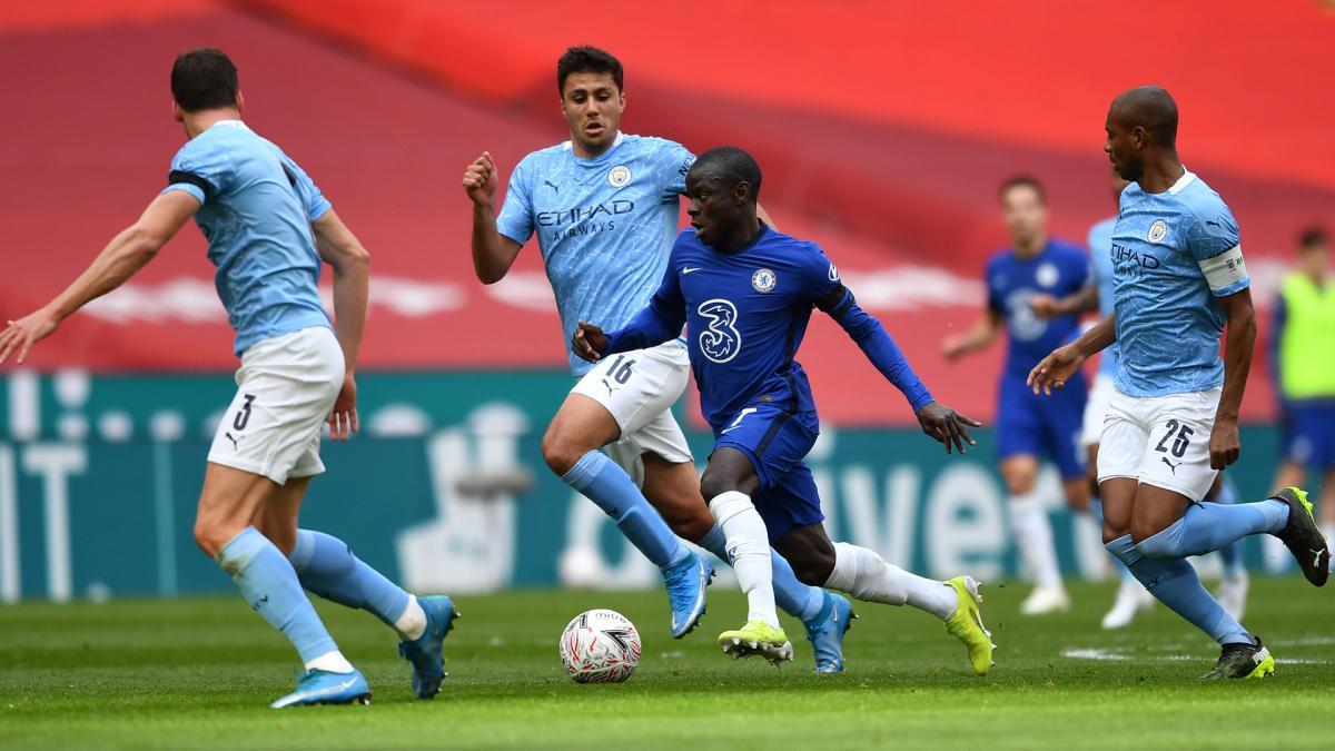 FA Cup   El Chelsea supera al Manchester City y jugará la ...