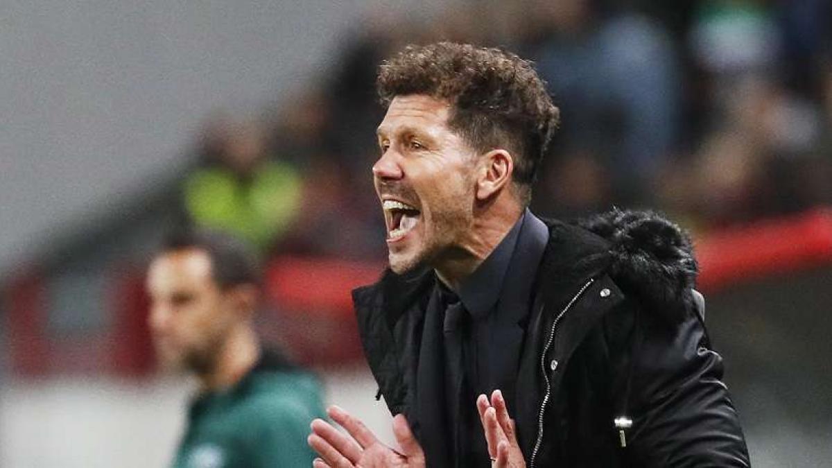 Simeone busca asaltar Mestalla