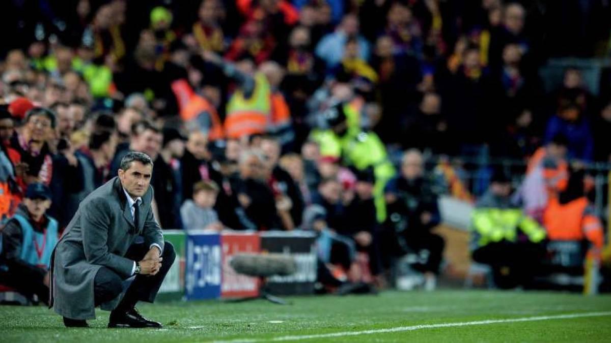 Ernesto Valverde ha roto su silencio