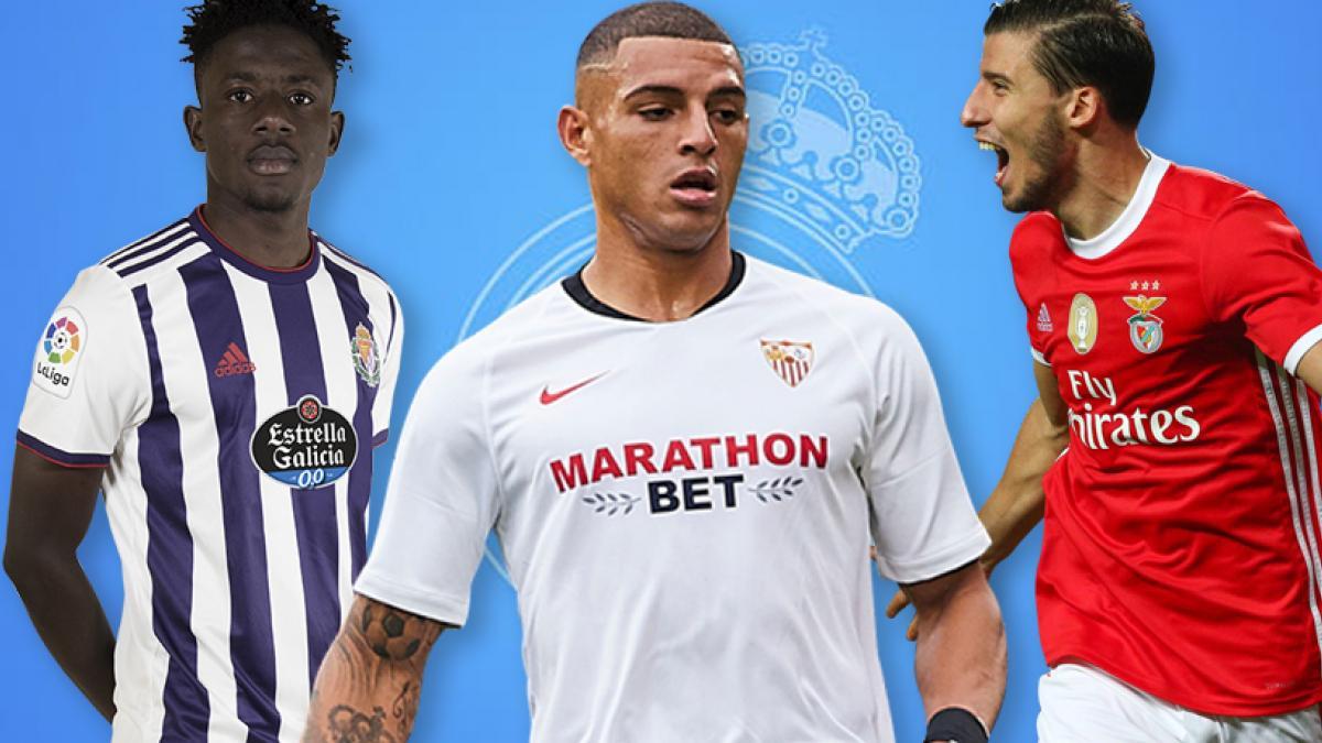 Fichajes Real Madrid | Cinco opciones de futuro para la defensa