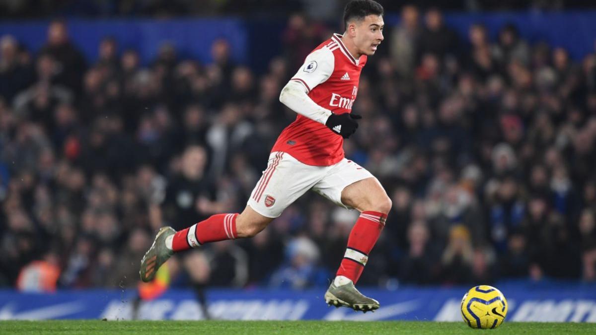Gabriel Martinelli no tiene intención de abandonar el Arsenal.