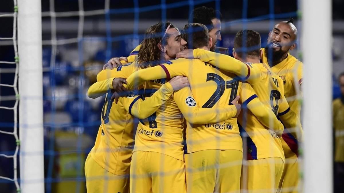 El FC Barcelona se jugará el pase a cuartos en el Camp Nou