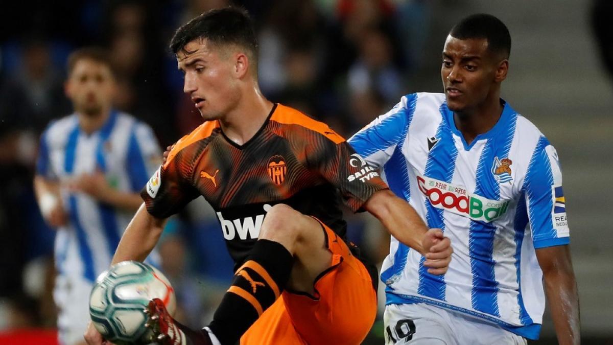 Hugo Guillamón debutó el pasado fin de semana en Liga