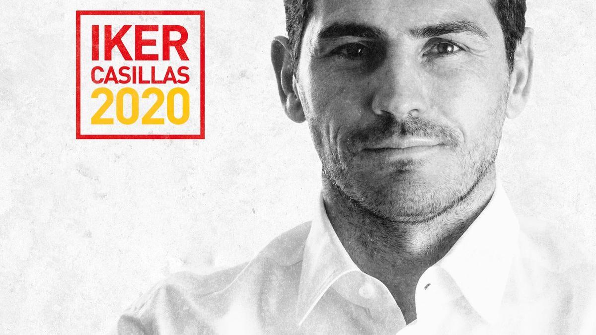 Casillas se presentará a las elecciones de la RFEF — Oficial