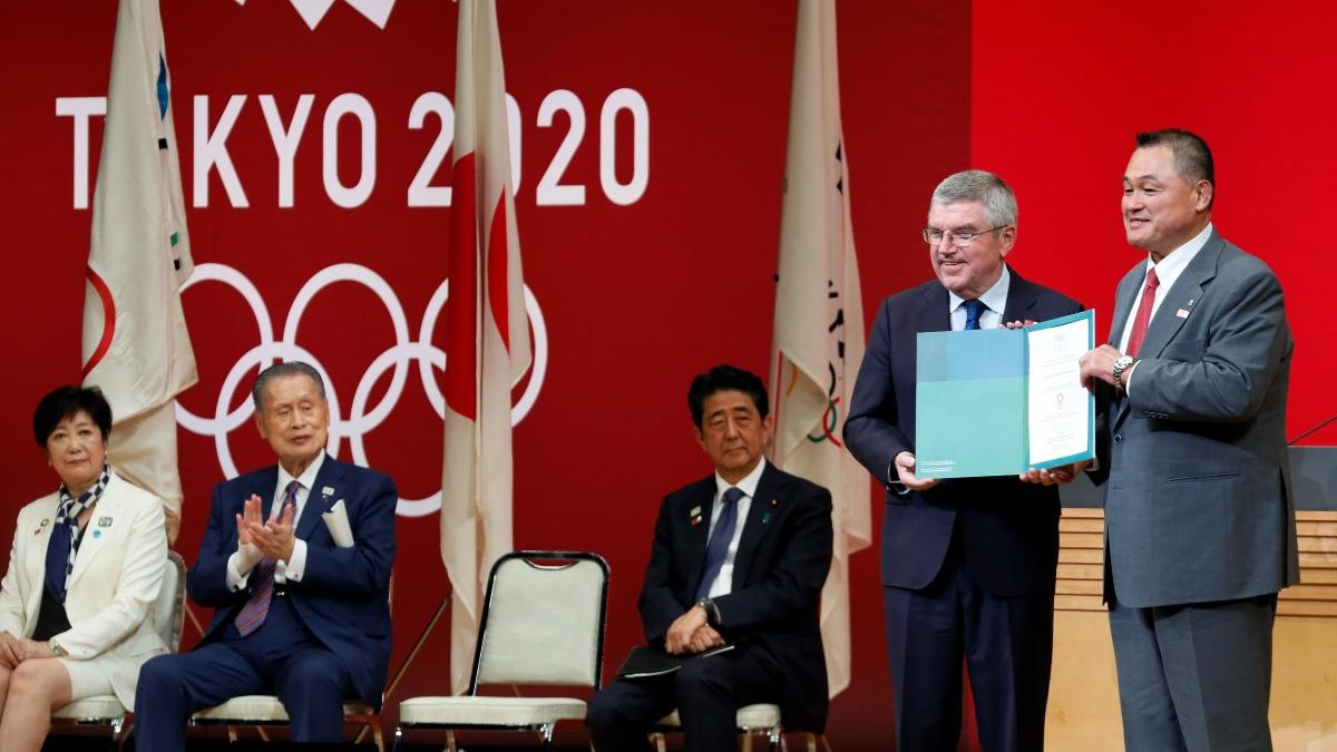Los Juegos Olímpicos de Tokio se disputarán en 2021