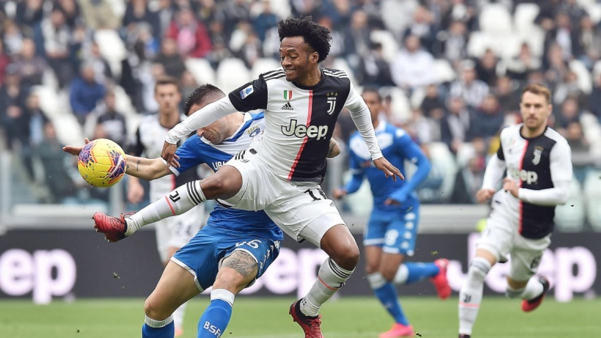 La Juventus de Turín quiere revalidar su trono en Italia