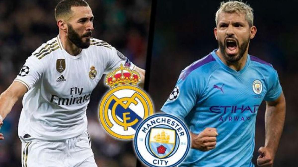 Partido grande en el Bernabéu