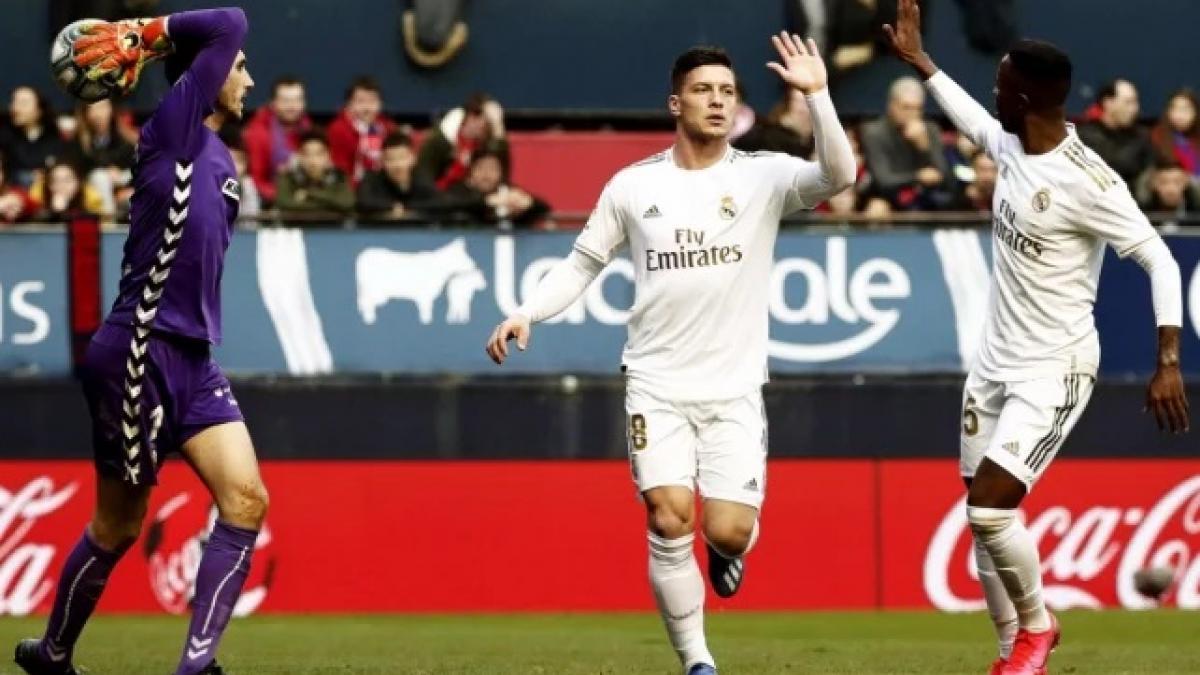 Real Madrid   ¿Qué futuro le espera a Luka Jovic?