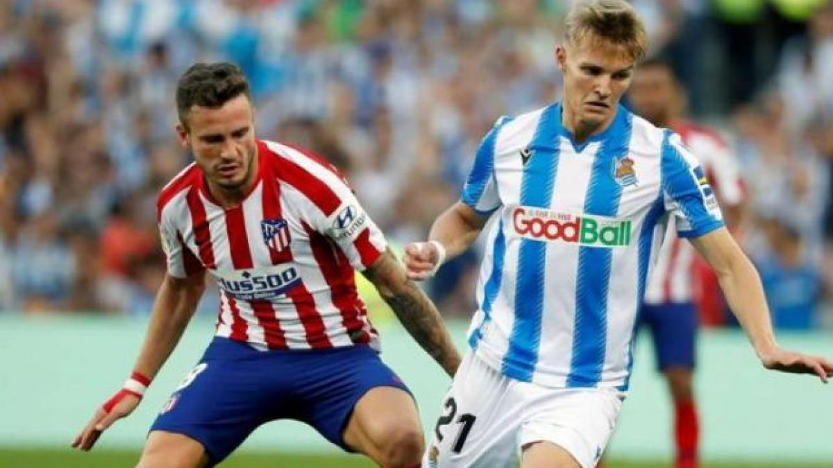 Martin Ødegaard está sacando un notable partido a su cesión en la Real Sociedad