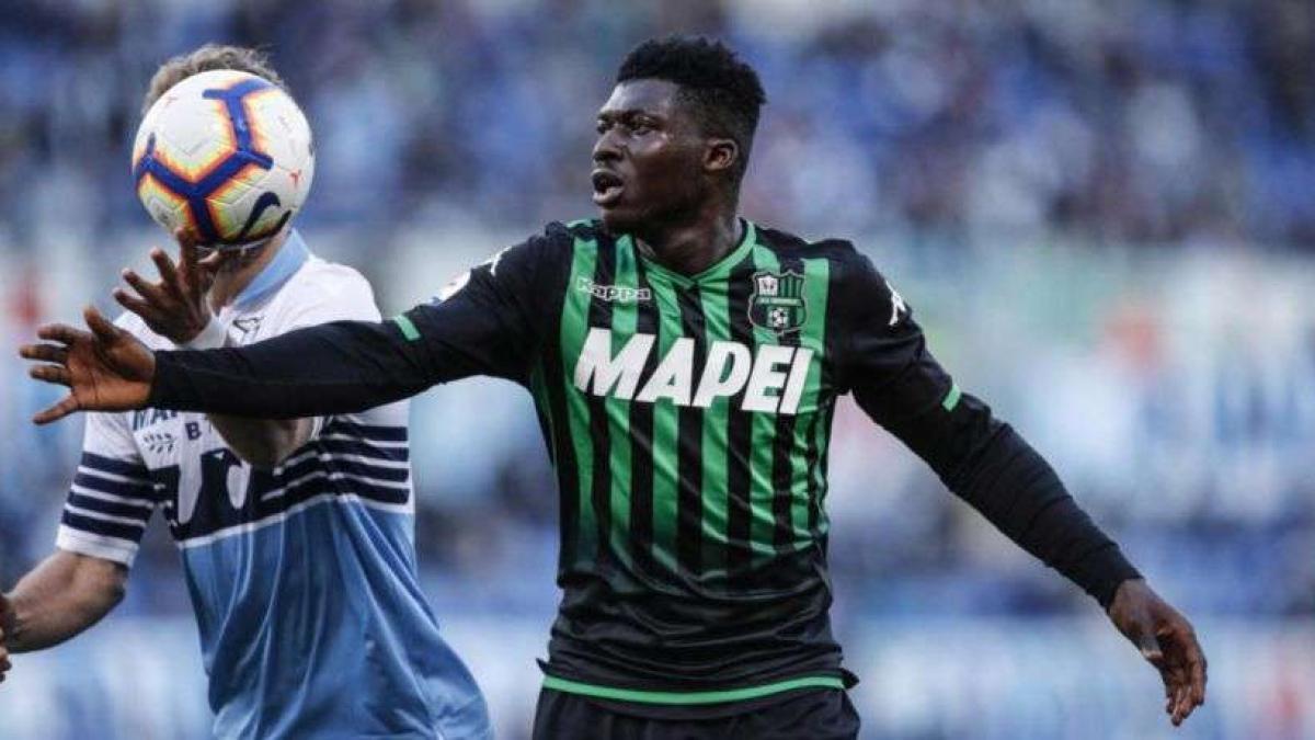 Alfred Duncan se abre paso en la agenda del Inter de Milán