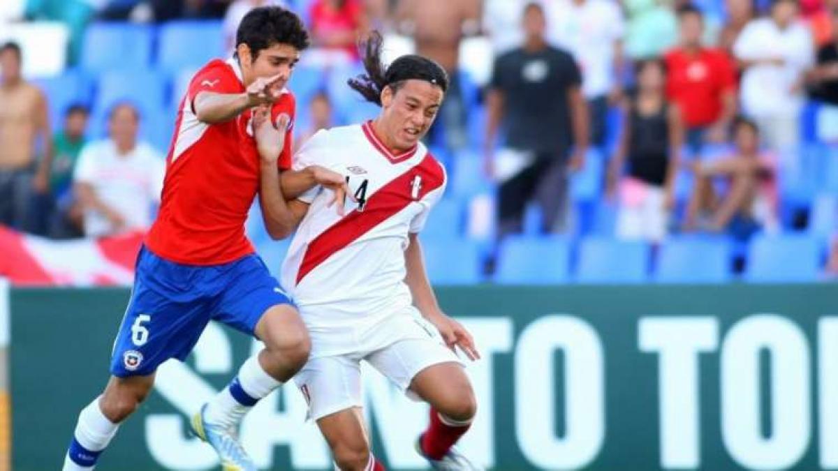 Cristian Benavente ya es internacional con Perú