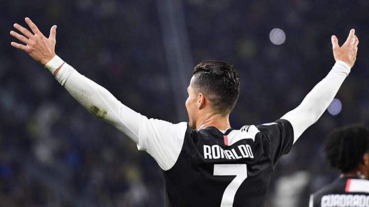 Cristiano Ronaldo continúa muy acertado en la Juventus