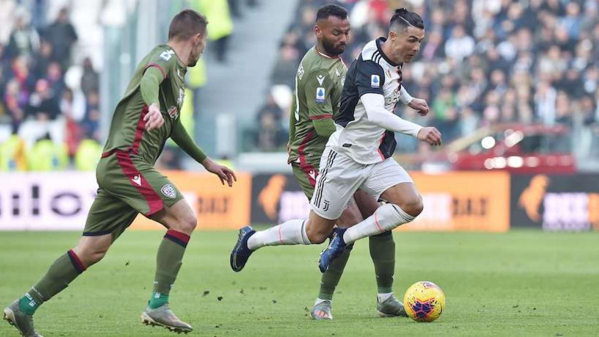 Cristiano Ronaldo ha sido clave en la victoria de la Juventus