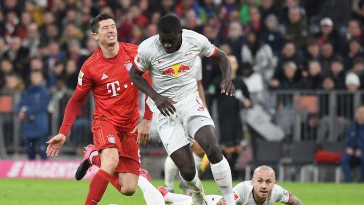 Duelo por el liderato de la Bundesliga en la Allianz Arena