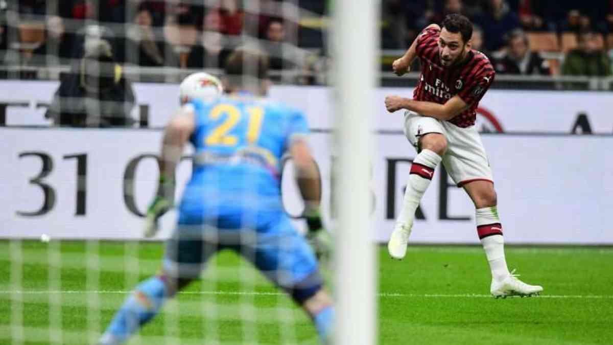 El AC Milan afrontaba su primer partido con Stefano Pioli