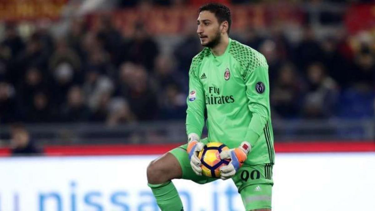 El AC Milan desea garantizar la continuidad de su arquero