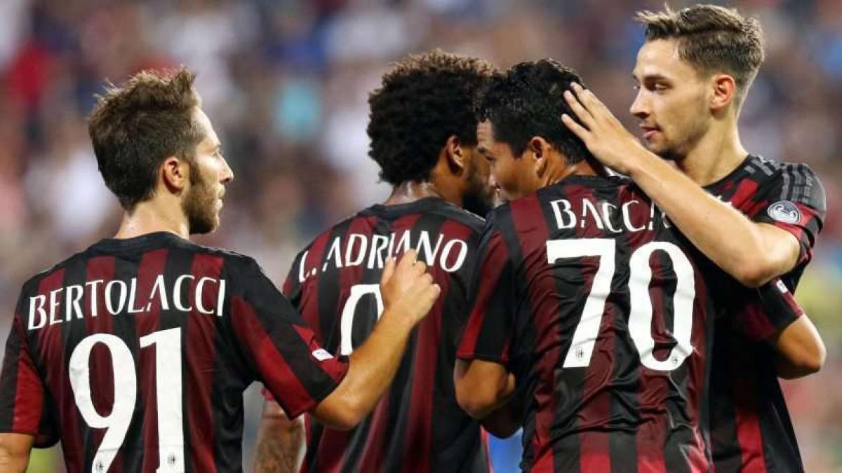 El AC Milan sigue buscando posibles fichajes