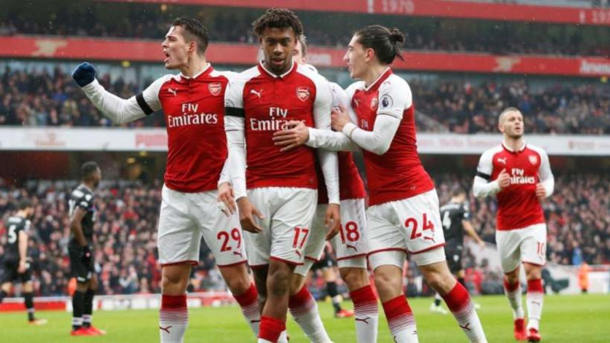 El Arsenal ha encajado 46 tantos en lo que va de Premier League