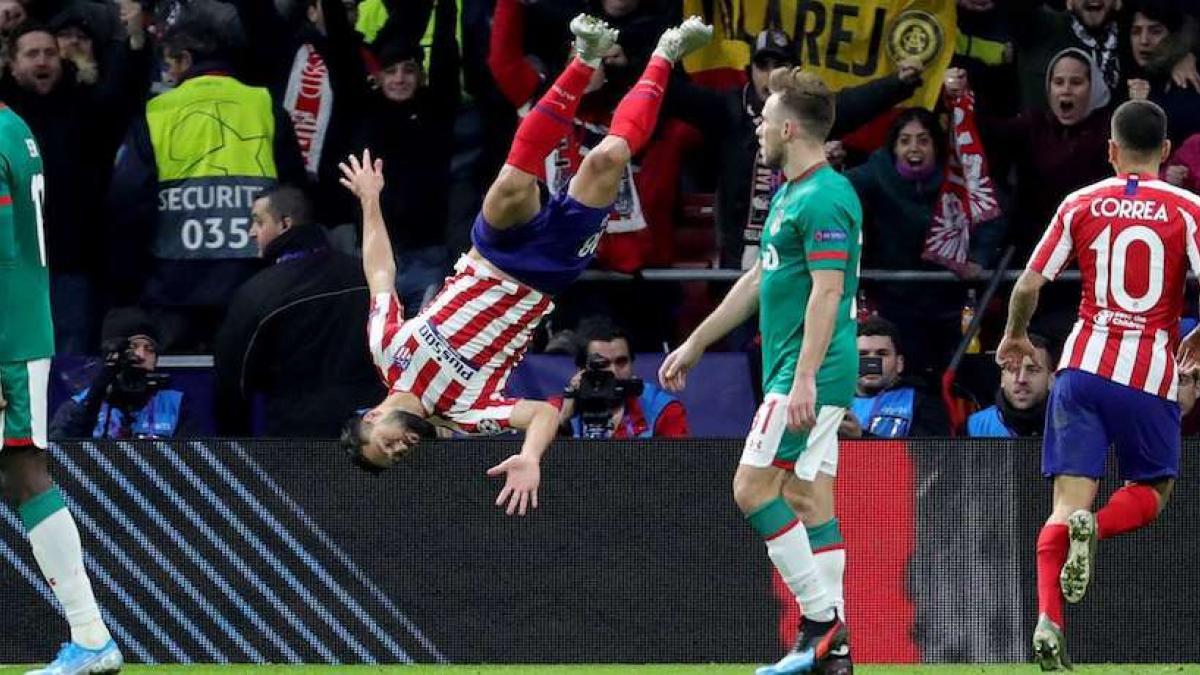 El Atlético de Madrid ha lograd una victoria importante