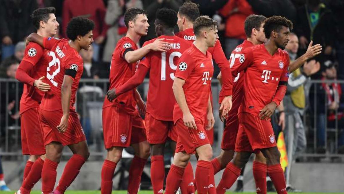 El Bayern Múnich no encuentra el rumbo