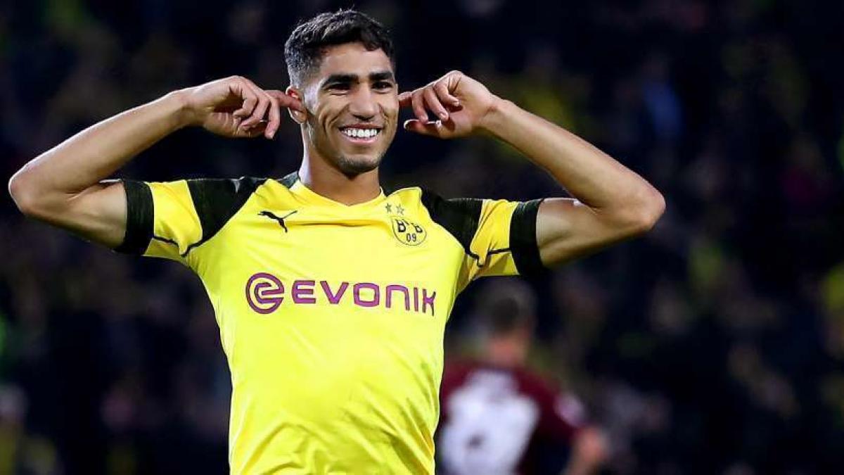 El Bayern Múnich se suma a la puja por Achraf