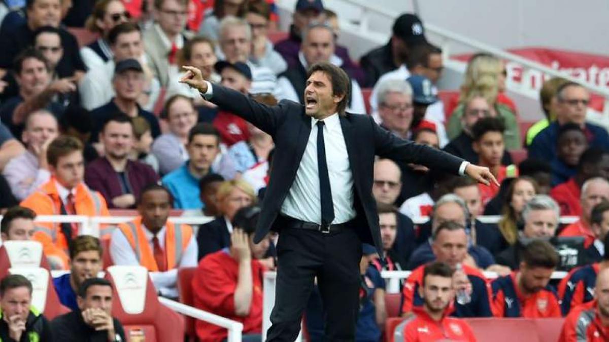 El Chelsea de Antonio Conte sigue a Ross Barkley