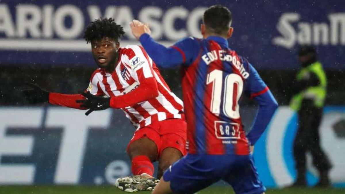 El Eibar ha logrado una victoria de prestigio ante el Atleti