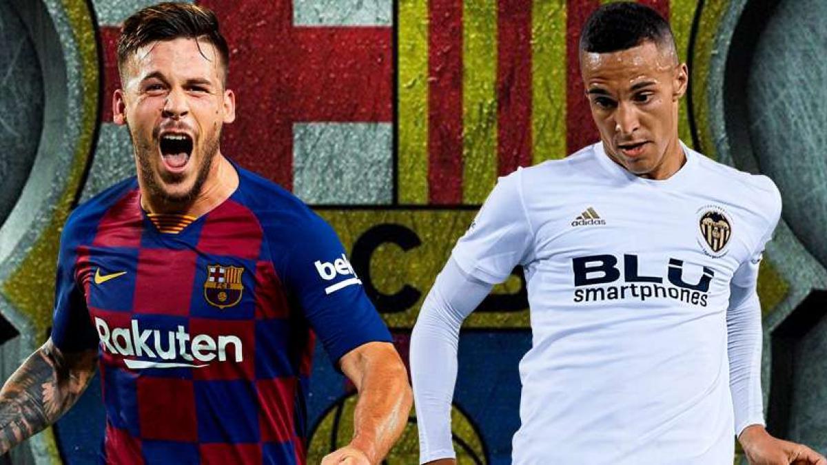 El FC Barcelona continúa buscando un recambio para Luis Suárez