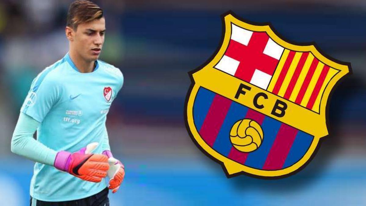 El FC Barcelona es uno de los clubes que vigila a Berke Özer