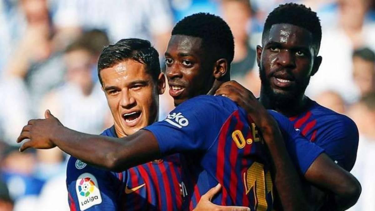 El FC Barcelona quiere abaratar el fichaje de Neymar con varios de sus jugadores