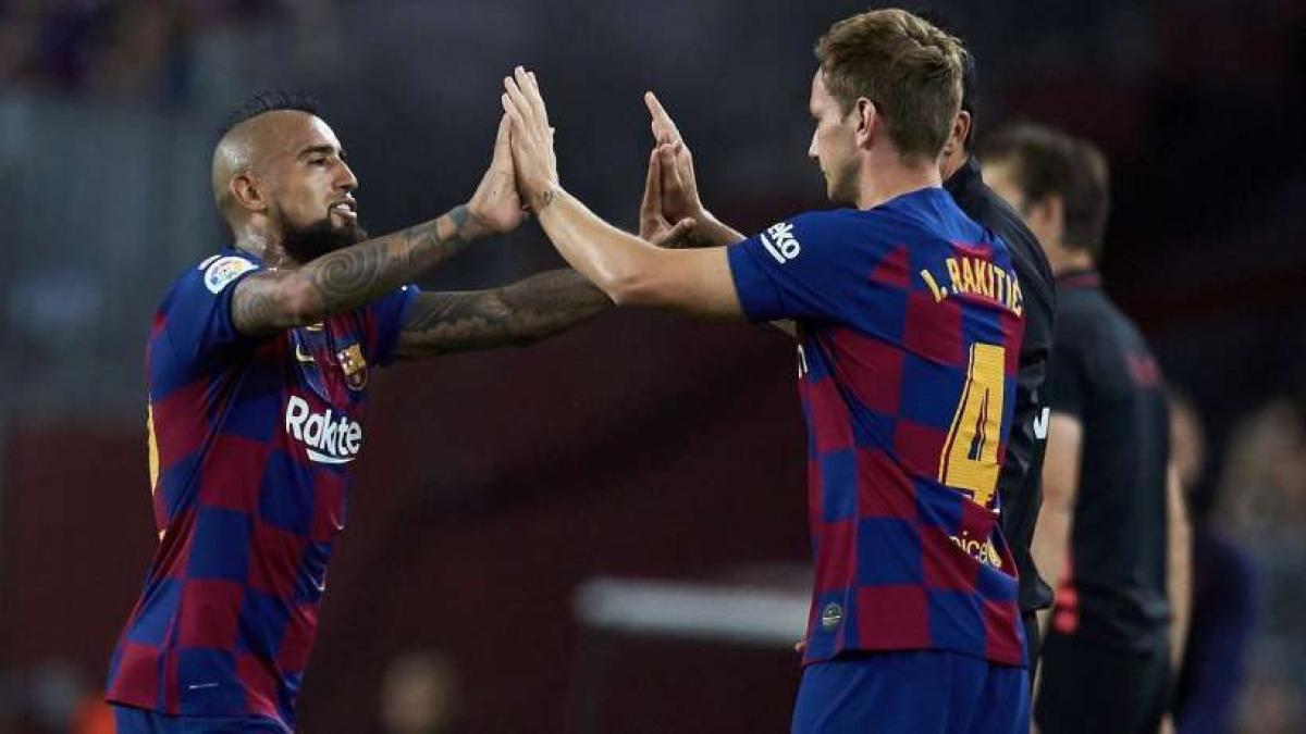 El FC Barcelona se ha acostumbrado a perder el control de los partidos