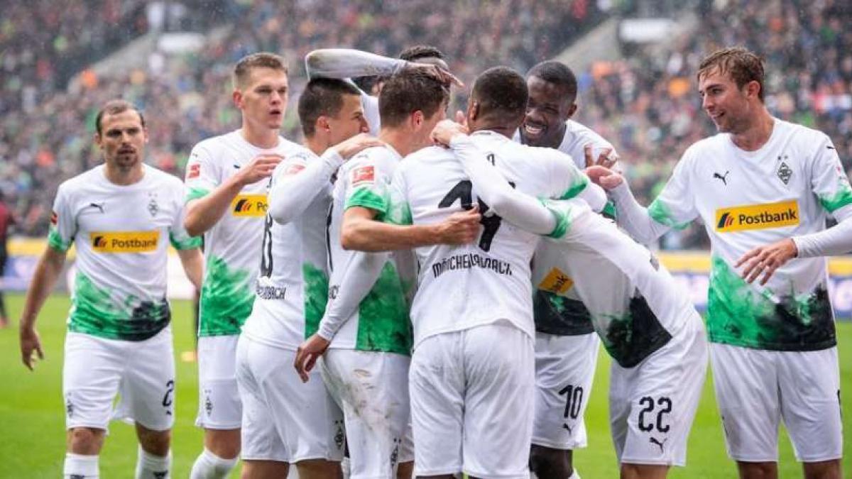 El 'Gladbach' está sorprendiendo en la Bundesliga