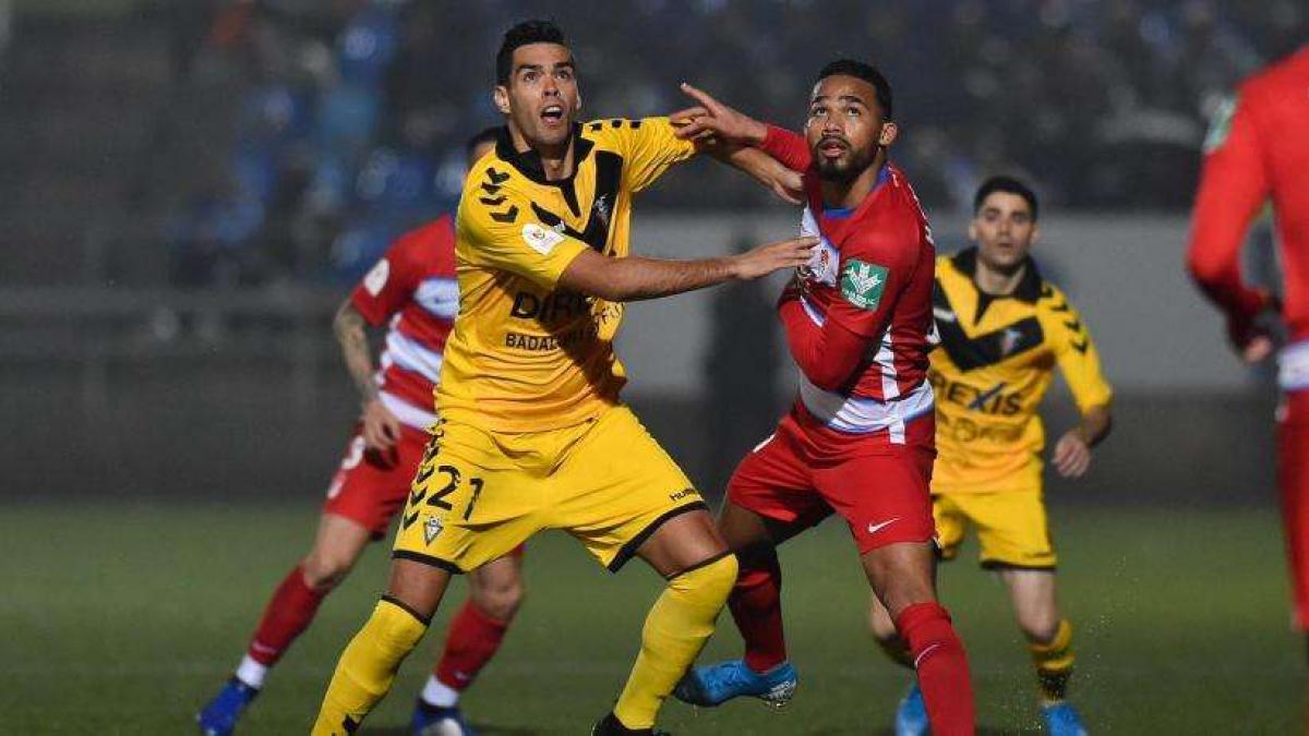 El Granada avanza a los octavos de final de la Copa