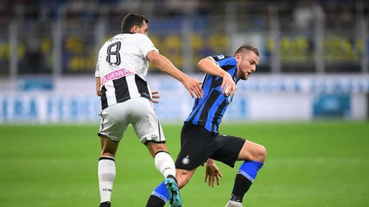 El Inter de Milán continúa con buen pie en la Serie A