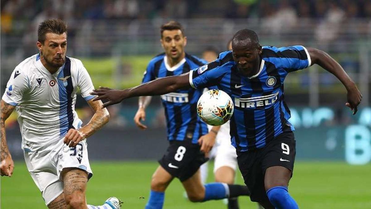 El Inter de Milán recibía a la Lazio