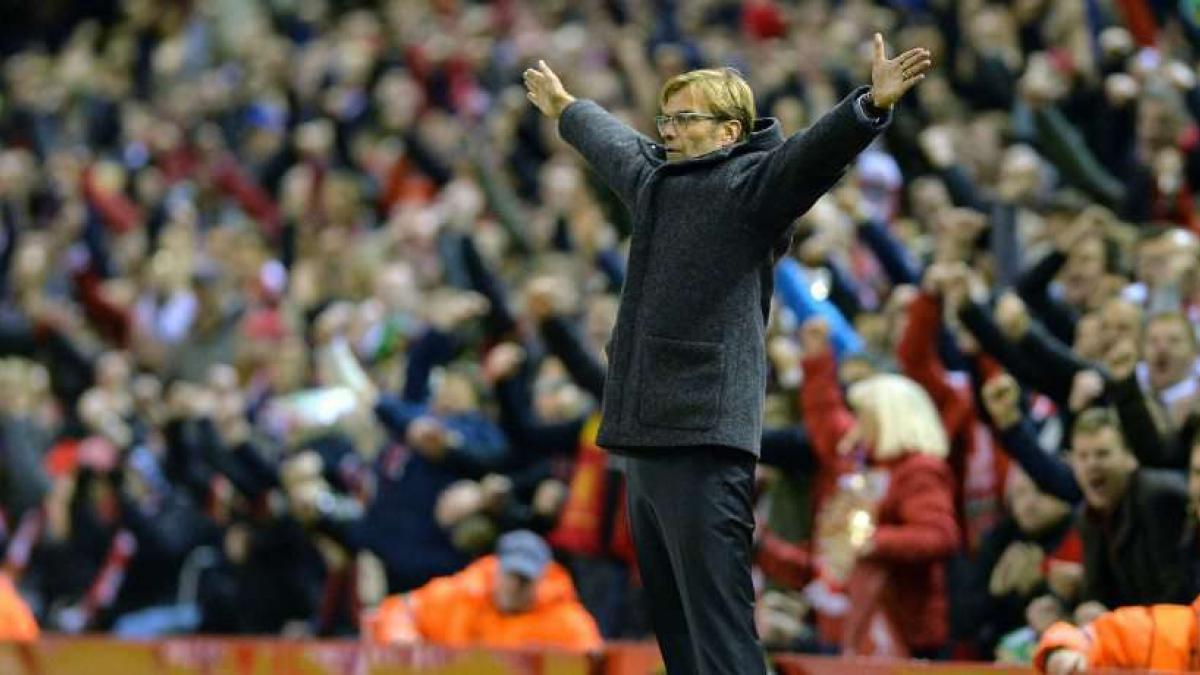 El Liverpool de Jürgen Klopp sigue buscando fichajes