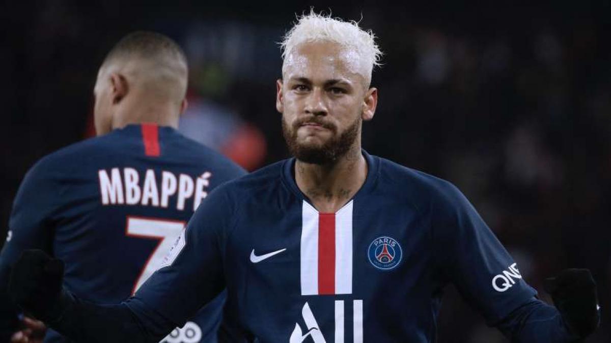 El PSG desea ampliar el contrato de Neymar